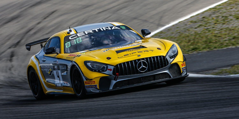 Leipert Motorsport se suma a la categoría soporte del DTM con dos Mercedes AMG