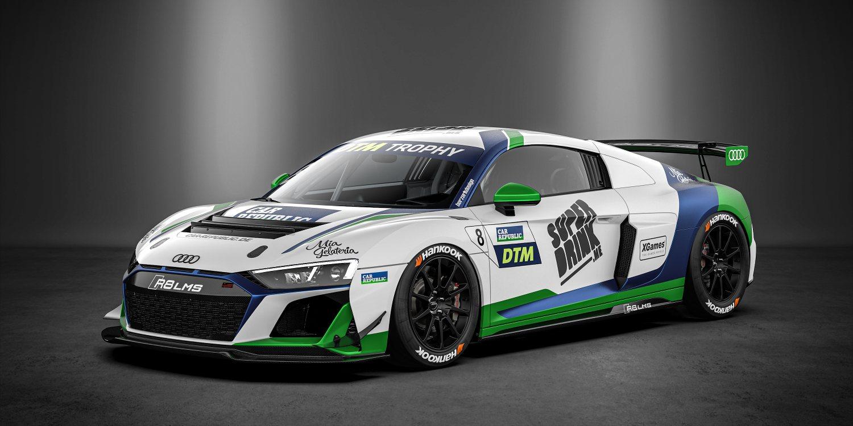 Superdrink Y Car Republic Correran Con Dos Audi R8 Lms En El Dtm Trophy Motor Y Racing