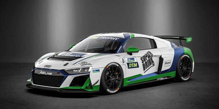 Superdrink y Car Republic  correrán con dos Audi R8 LMS en el DTM Trophy