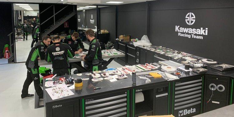 Kawasaki sigue invirtiendo en WorldSBK