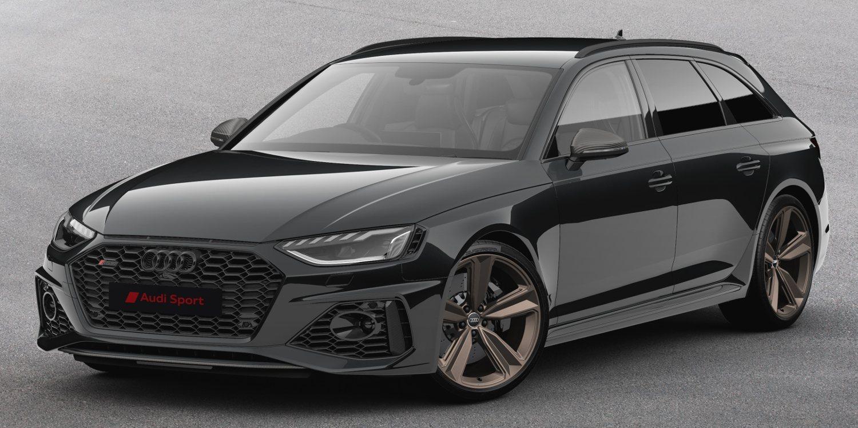 Audi RS4 Avant Bronze Edition