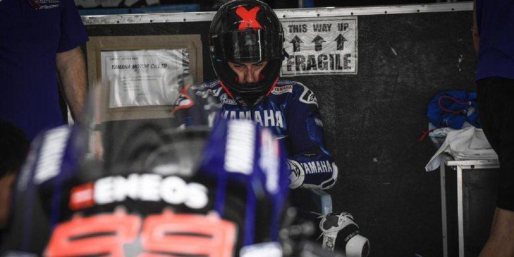 """Jorge Lorenzo: """"No pude devolverle a Honda y Puig la confianza que habían puesto en mí"""""""