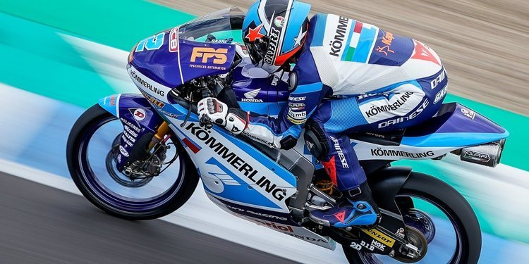 Gabriel Rodrigo retoma el liderato en Jerez