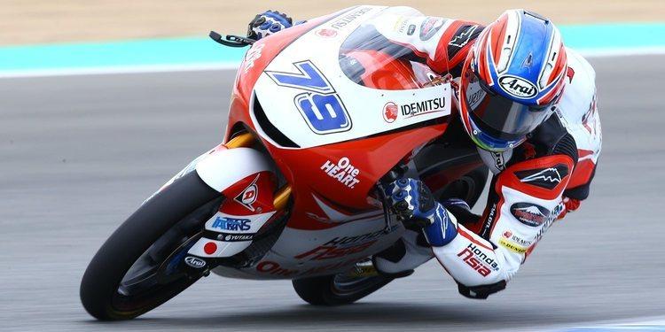 Ai Ogura se marcha de los test de Jerez como el más rápido