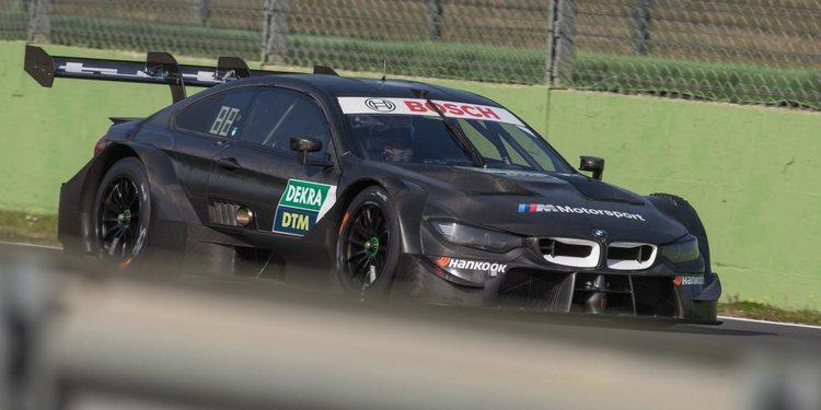 BMW consigue resolver problemas de 2019 en el test de Vallelunga