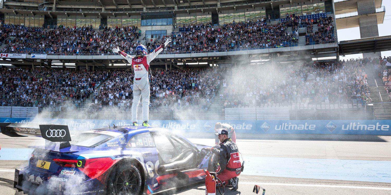 El DTM no contará con pilotos escandinavos por primera vez en su historia