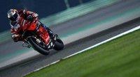"""Andrea Dovizioso: """"No hay grandes problemas, pero si eso es suficiente no lo sabemos"""""""