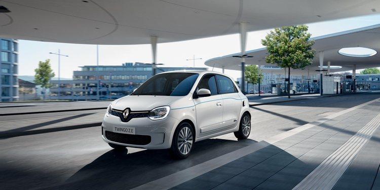 Desvelado el nuevo Renault Twingo ZE