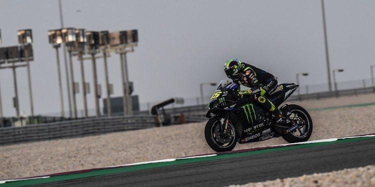 """Valentino Rossi: """"El neumático trasero nos preocupa particularmente"""""""