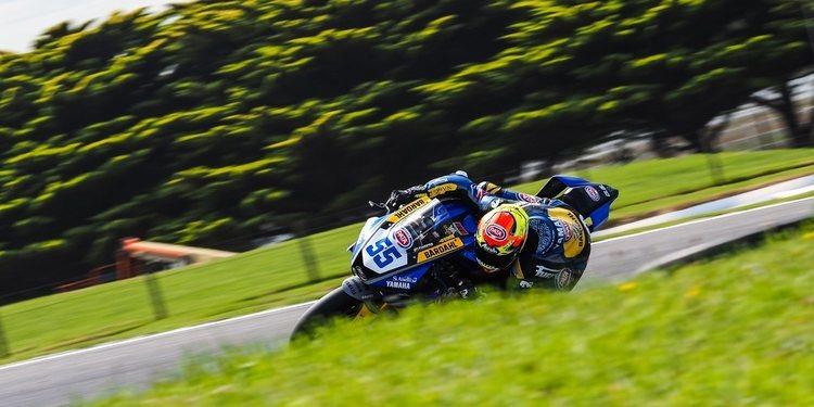 Andrea Locatelli cierra la pretemporada como el más rápido