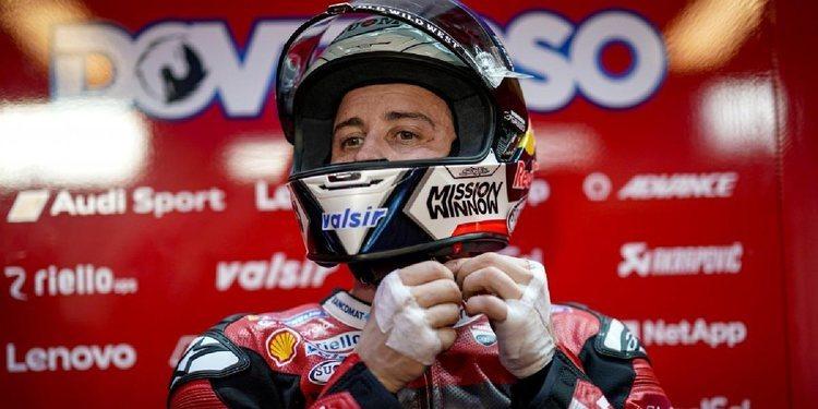 """Andrea Dovizioso: """"Los pilotos de Yamaha están un paso por delante"""""""