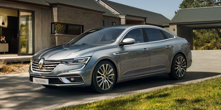Nuevo Renault Talisman 2020 con más tecnología