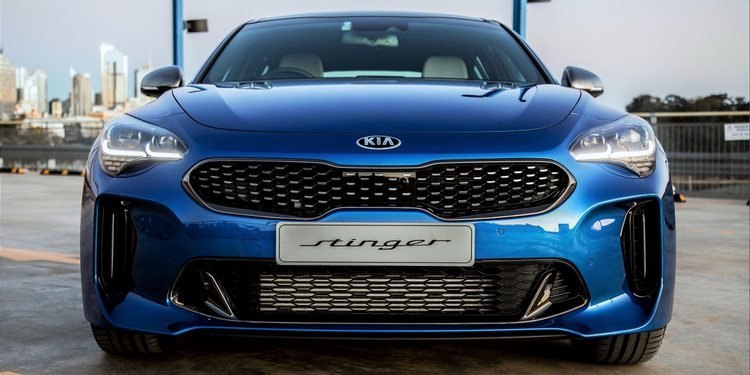 Kia Stinger Night Sky Special Edition