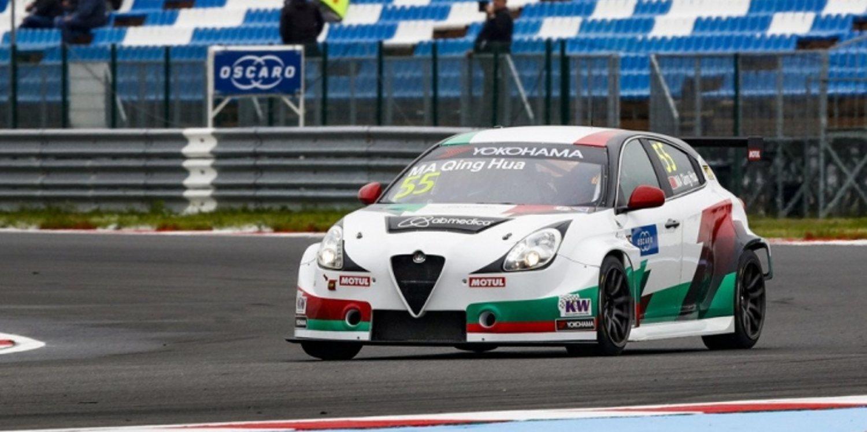 Alfa Romeo tendrá listo el Romeo Giulia para el PURE ETCR en primavera