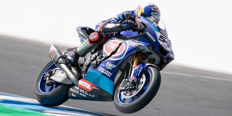 Toprak Razgatlioglu da la victoria a Yamaha
