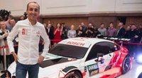 Robert Kubica presenta su coche para el DTM