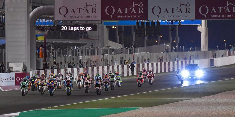 Previa GP de Qatar 2020: Arranque sin MotoGP