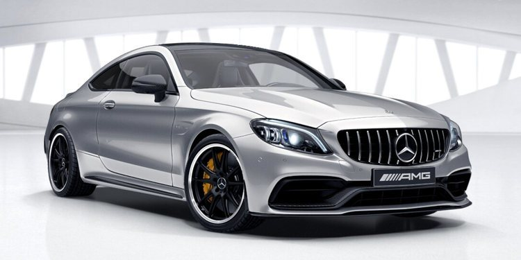Mercedes-AMG C 63 S Coupe Aero Edition 63