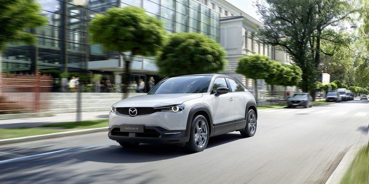 Nuevo Mazda MX-30 EV 2021