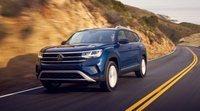 Nuevo restyling para el Volkswagen Atlas 2021