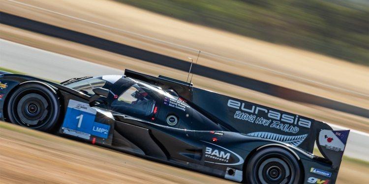 Eurasia Motorsport se unirá al WEC para las 6H de Spa