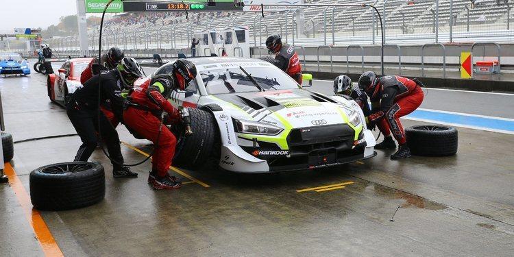 Audi estaría estudiando introducir un noveno Audi RS5 DTM