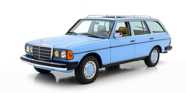 Mercedes W123 a la venta