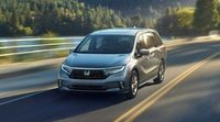La Honda Odyssey se renueva para 2021