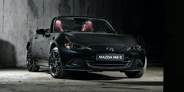 Nuevo Mazda MX-5 Eunos Edition
