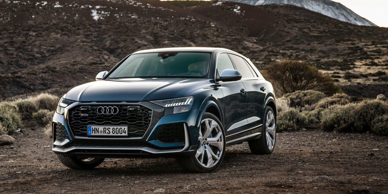 Audi presentó el RS Q8 2020