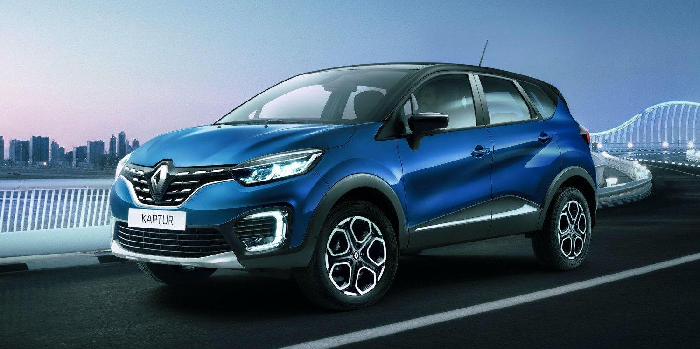 Renault Kaptur para Rusia