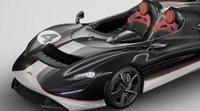 McLaren-Elva M1A