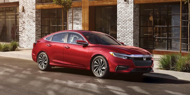 Honda actualizó el Insight 2021
