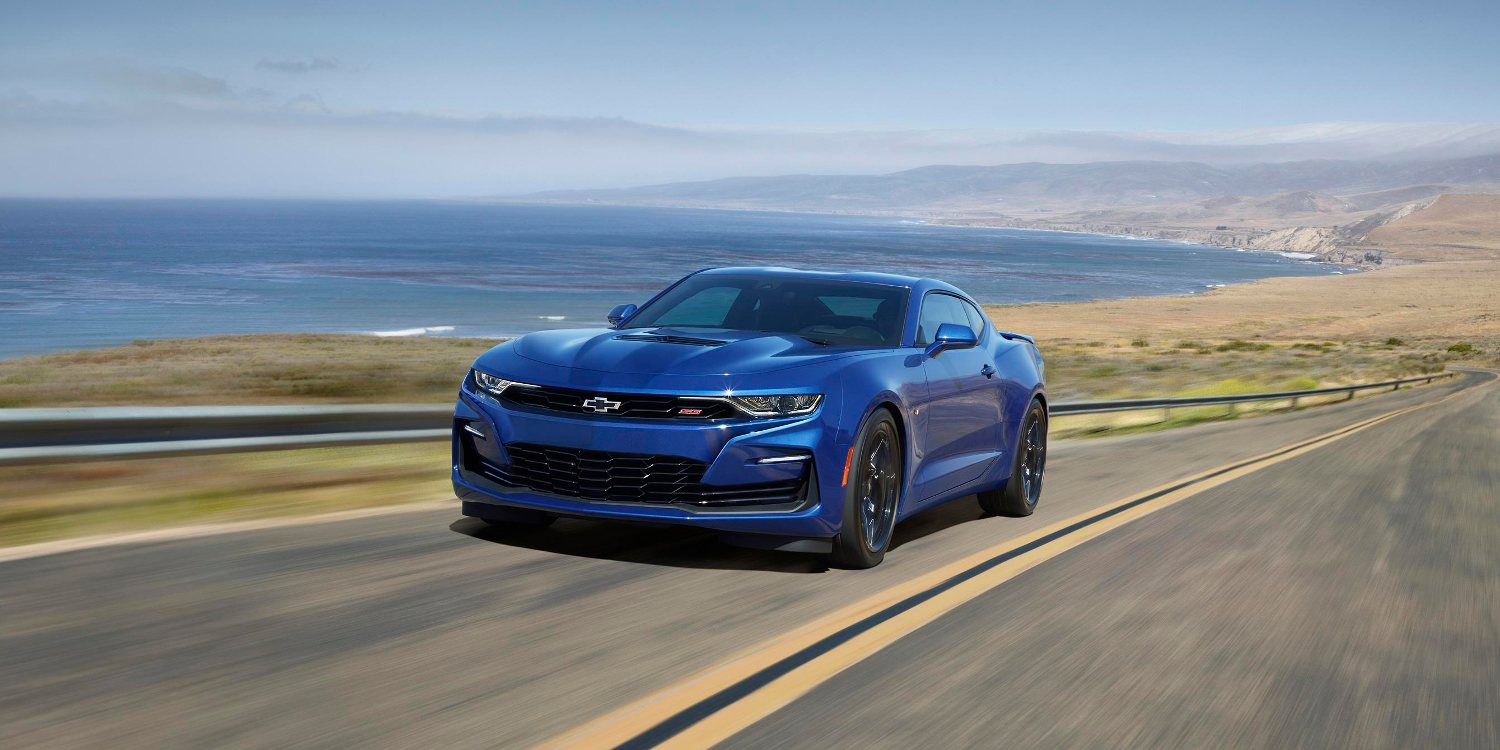 2021 The Camaro Ss New Model and Performance
