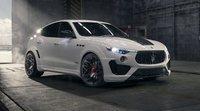 El Maserati Levante Trofeo de Novitec