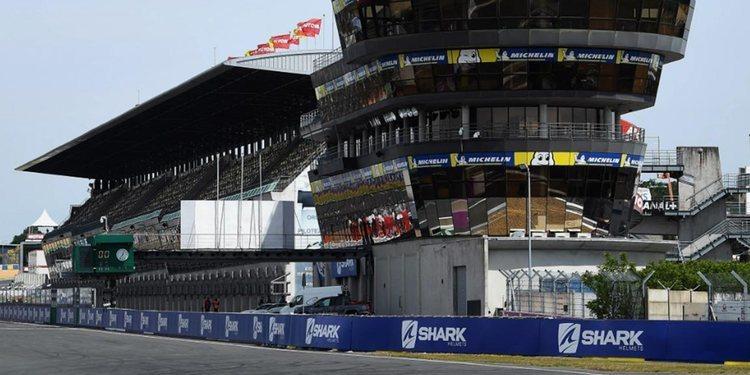 El Gran Premio de Francia, aplazado sin fecha