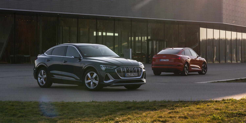 Conoce el nuevo Audi E-Tron Sportback 2020
