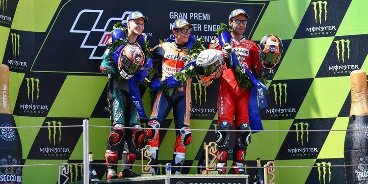 Continúan las dudas sobre el comienzo de MotoGP
