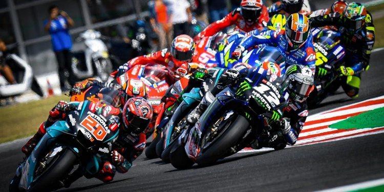 Dorna baraja la posibilidad de cancelar MotoGP solo como última opción