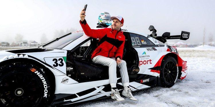 El campeón del DTM, René Rast, optimista con ver a Hulkenberg en el DTM