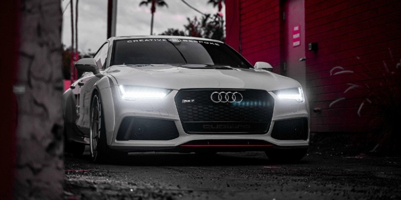Sale A La Venta Un Atractivo Audi Rs7 Motor Y Racing