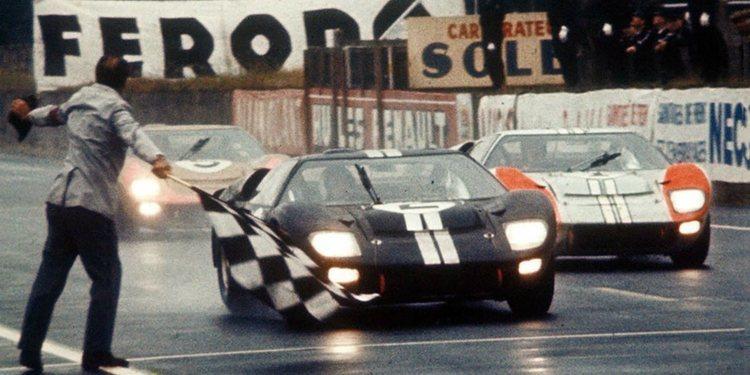 Las 24 Horas de Le Mans 1966-1969: el dominio de Ford