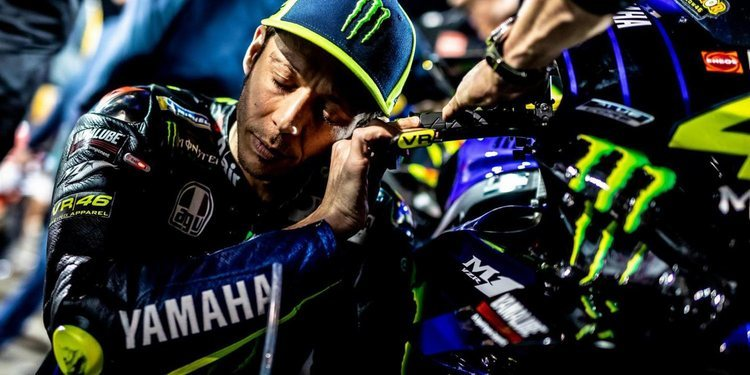 Valentino Rossi continuará en MotoGP en  2021