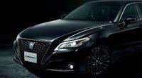 El Toyota Crown Executive en tres nuevas ediciones