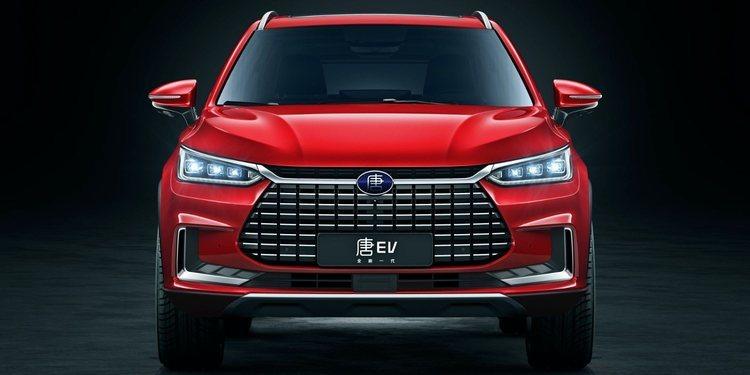BYD introducirá el Tang EV600 en Europa