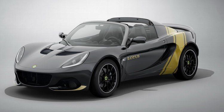 Lotus Classic Heritage Elise
