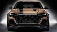 Manhart sube de nivel al Audi RS Q8