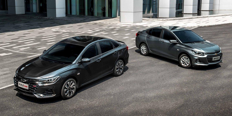 Chevrolet actualiza el Monza y el Onix para China
