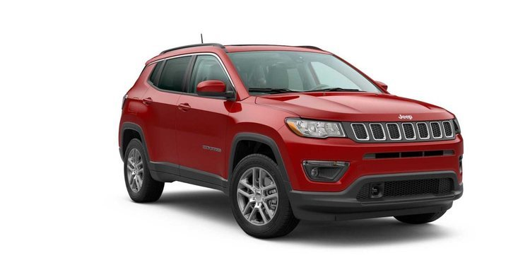 Jeep Compass Latitude Sun & Safety 2020