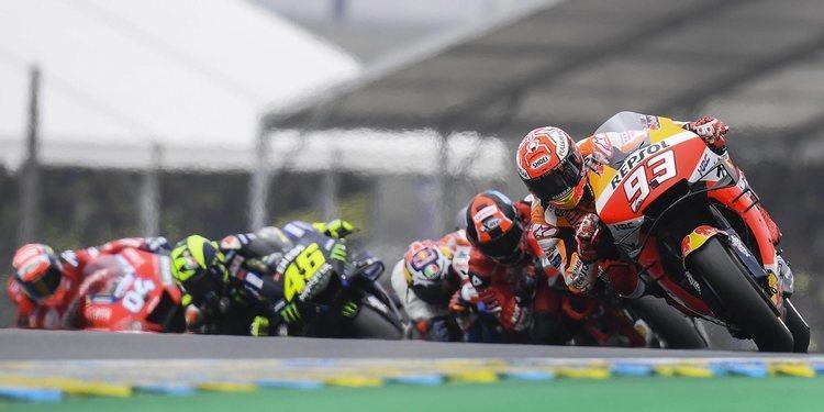 El Gran Premio de Francia podría celebrarse en octubre